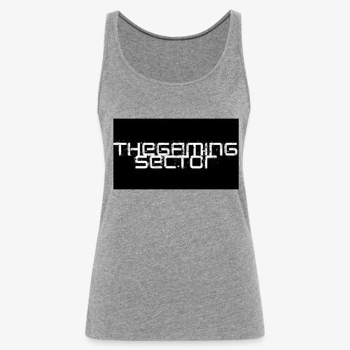 TheGamingSector Merchandise - Women's Premium Tank Top
