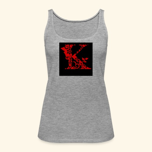 K Merch - Women's Premium Tank Top