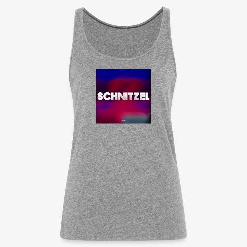 SCHNITZEL #03 - Frauen Premium Tank Top