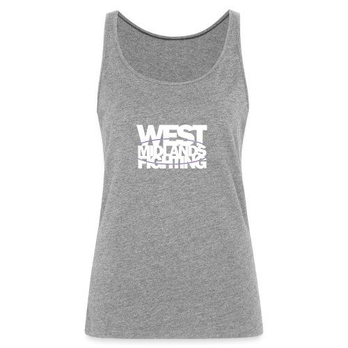 tshirt wmf white 2 - Women's Premium Tank Top
