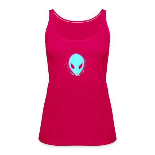 People alienate me. I'm out of this world - Women's Premium Tank Top