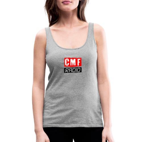 CMF RADIO LOGO GEAR - Women's Premium Tank Top