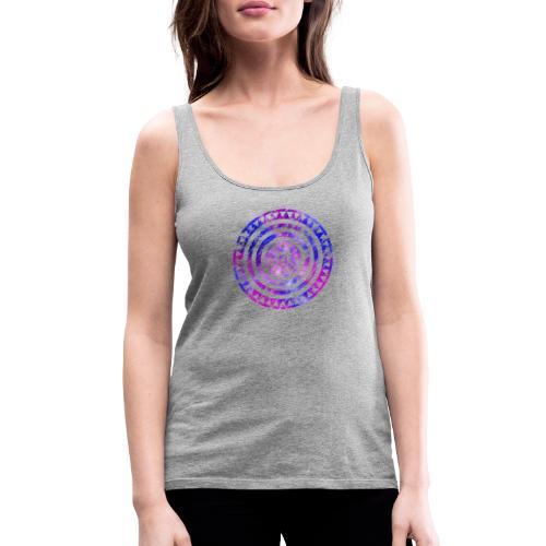 Estela cántabra AF - Camiseta de tirantes premium mujer