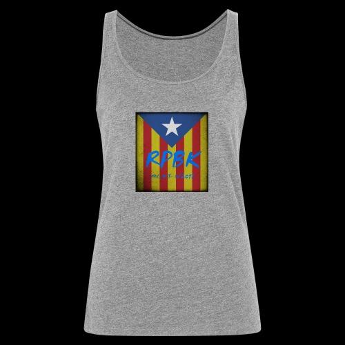 ANTIGA REPUBLICA - Camiseta de tirantes premium mujer