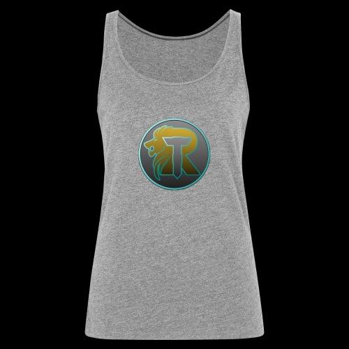 RT Logo - Women's Premium Tank Top