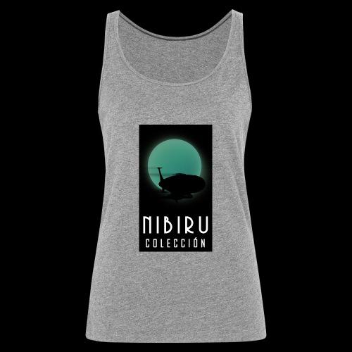 colección Nibiru - Camiseta de tirantes premium mujer