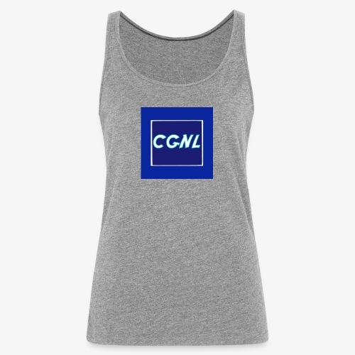 CaveGamerNL - Vrouwen Premium tank top