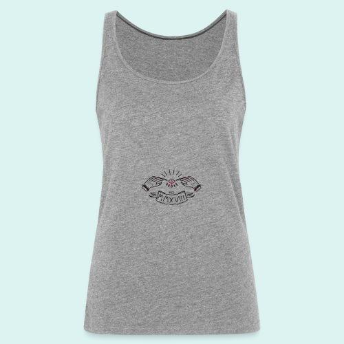 La Rola - Camiseta de tirantes premium mujer