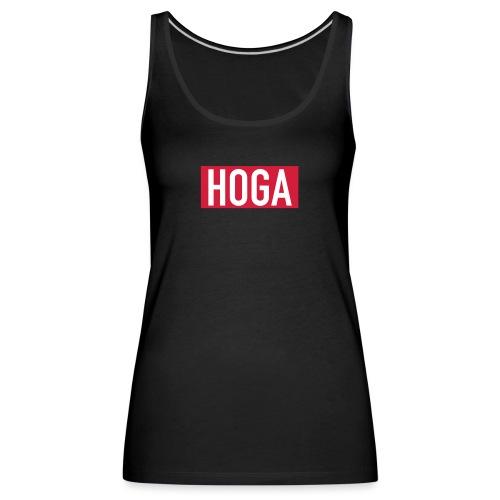 HOGAREDBOX - Premium singlet for kvinner