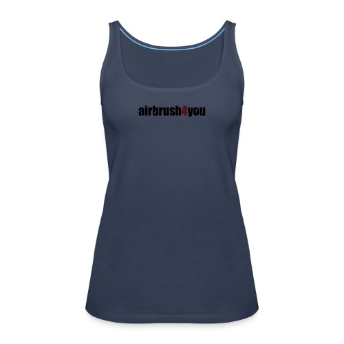 Airbrush 4 You - Frauen Premium Tank Top