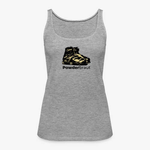 Powderbraut - Frauen Premium Tank Top