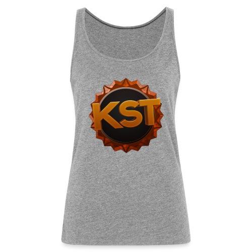 KsT Shirt 2 png - Frauen Premium Tank Top