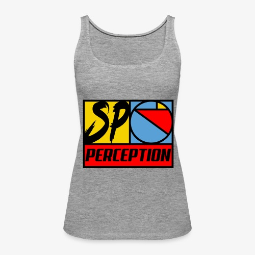 SP RETRO 2019 - PERCEPTION CLOTHING - Débardeur Premium Femme