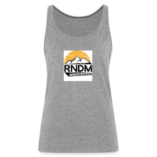 RndmULTRArunners T-shirt - Women's Premium Tank Top