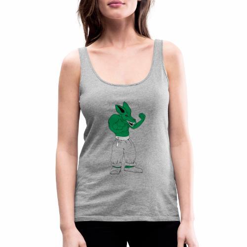 T-shirt Bad rat de combat - Débardeur Premium Femme