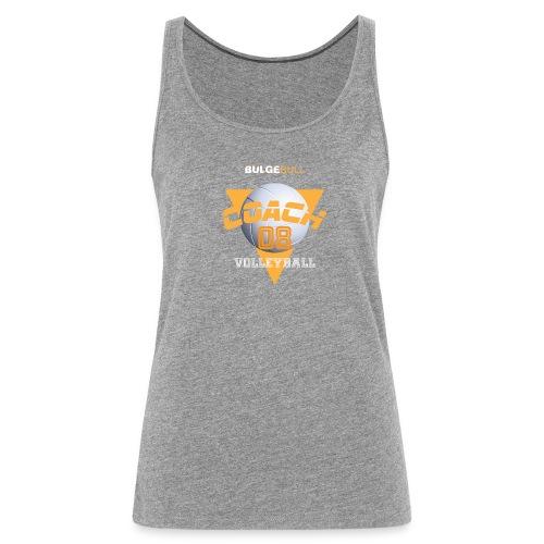 voleibol bulgebull - Camiseta de tirantes premium mujer