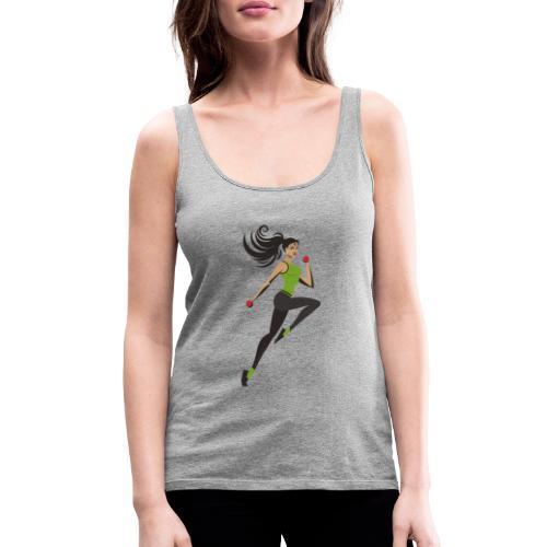 clothes feminine - Camiseta de tirantes premium mujer