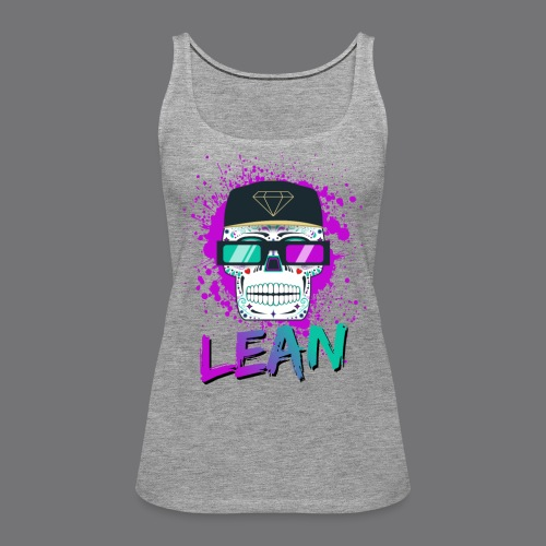 LEAN t-shirts - Women's Premium Tank Top