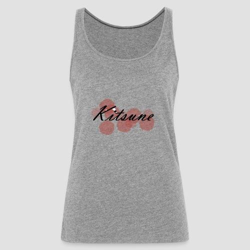 Kitsune - Women's Premium Tank Top