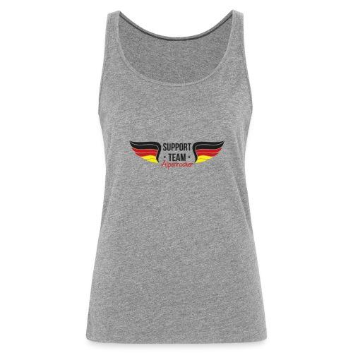 Support team Alpenrocker Andreas fanshirt - Frauen Premium Tank Top