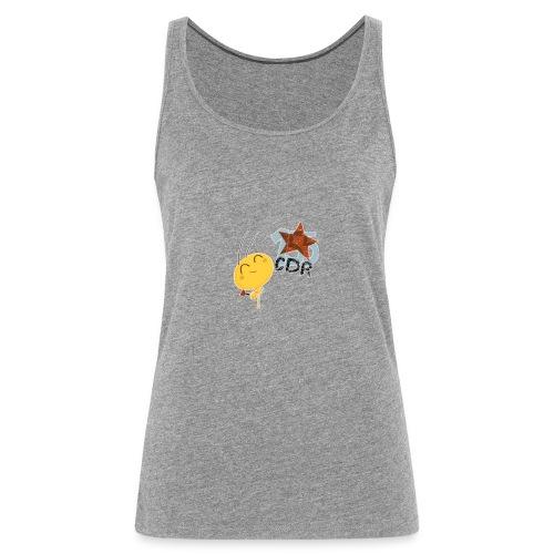 Formigueta per la república CDR - Camiseta de tirantes premium mujer