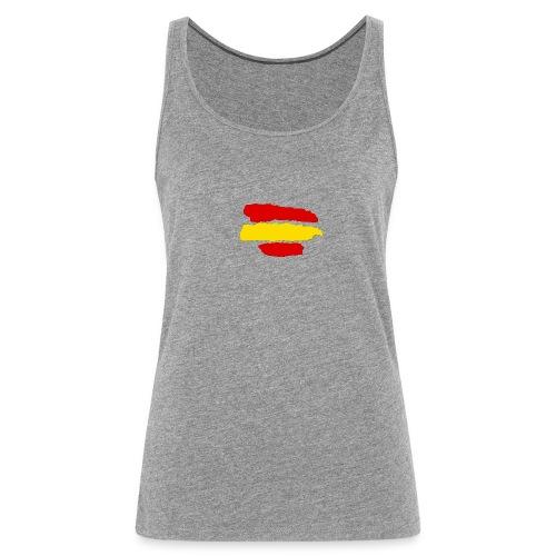 rayas de españa - Camiseta de tirantes premium mujer