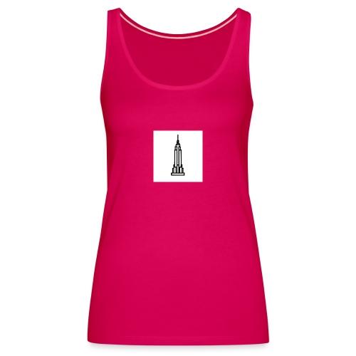 Empire State Building - Débardeur Premium Femme