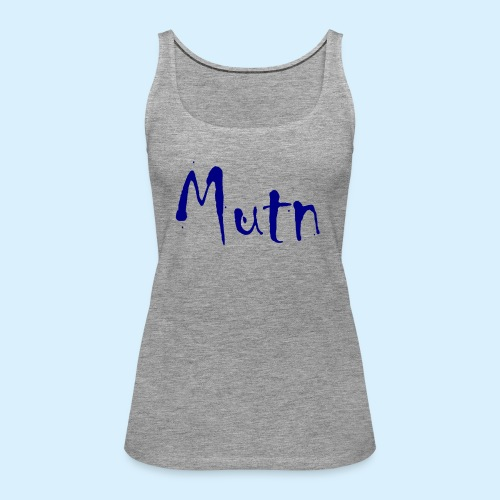 Mutn - Vrouwen Premium tank top