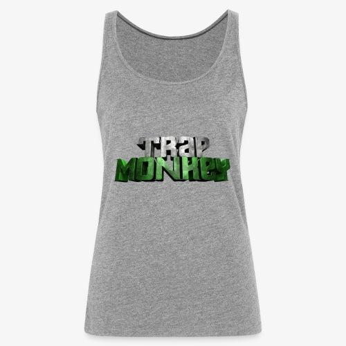 Trap Monkey 2 - Débardeur Premium Femme