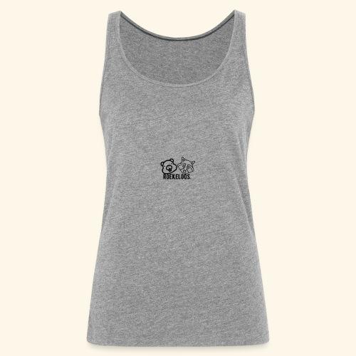 logo ROEKELOOS - Vrouwen Premium tank top