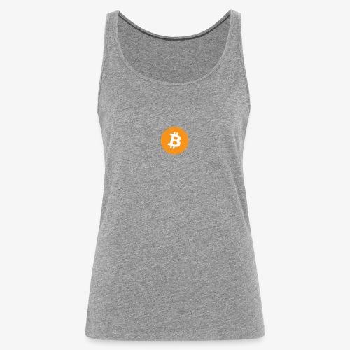Bitcoin Themed Clothes - Débardeur Premium Femme