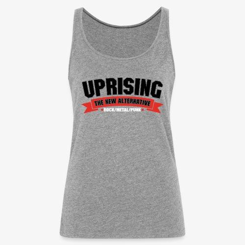 Uprising - Hi Res - Women's Premium Tank Top