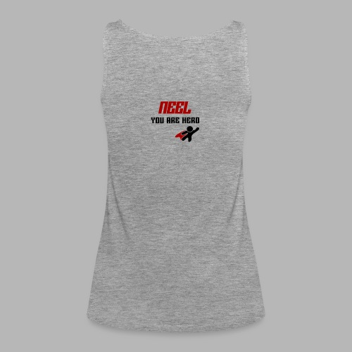NEEL You Are Hero - Tank top damski Premium