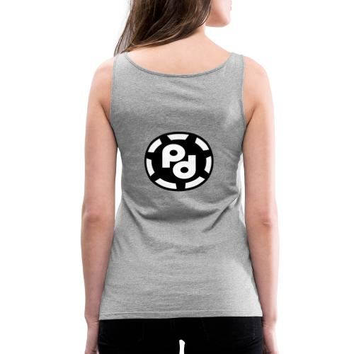 PaffnerDesign-Logo - Women's Premium Tank Top