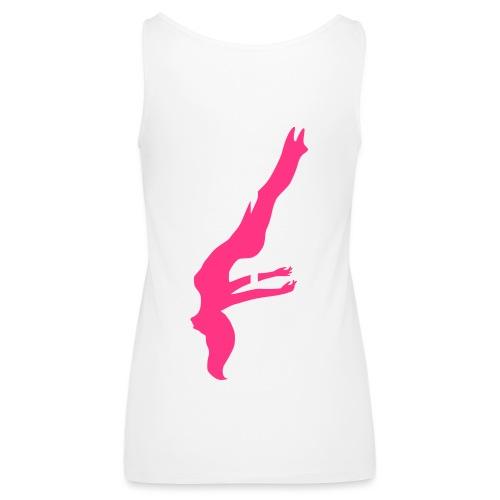 Pole Dance Pole Dancing - Canotta premium da donna