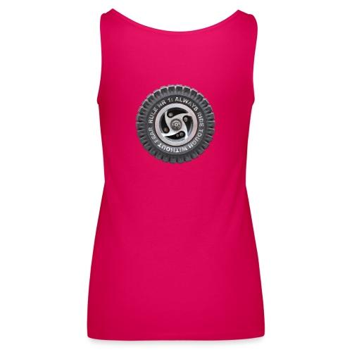 toughwheels - Vrouwen Premium tank top