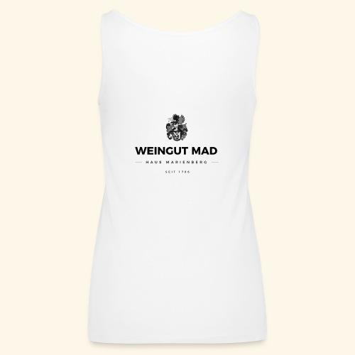Weingut MAD - Frauen Premium Tank Top