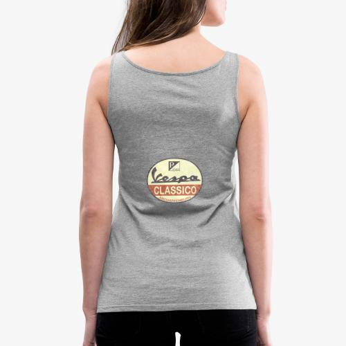 Vintage Logo - Frauen Premium Tank Top