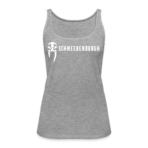 schmeerenburgh logo 4spreadshirt 225x225 - Women's Premium Tank Top