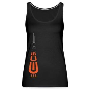 EOS Lab - Camiseta de tirantes premium mujer