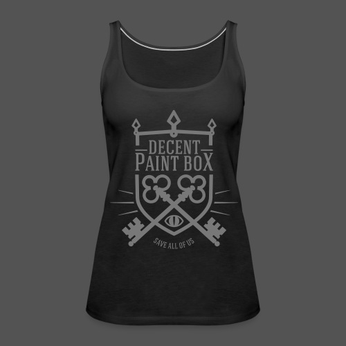Ivory Gate - Frauen Premium Tank Top