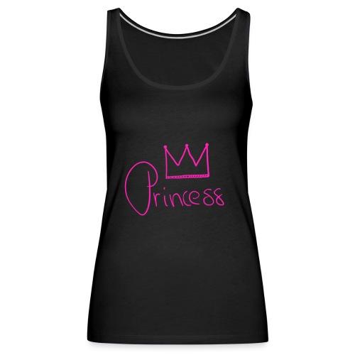 Princesa - Camiseta de tirantes premium mujer