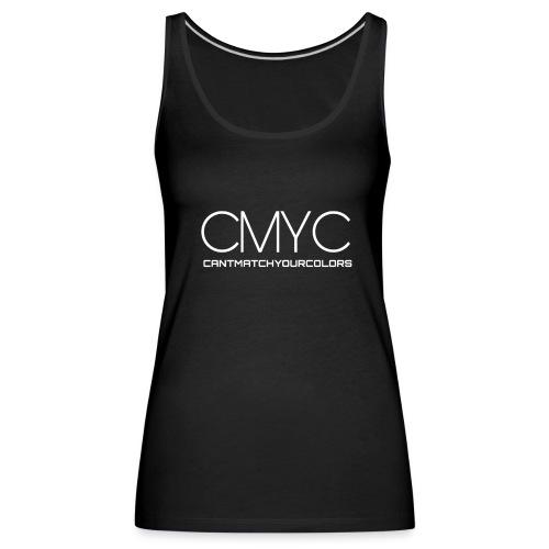 CMYC LABEL - Frauen Premium Tank Top