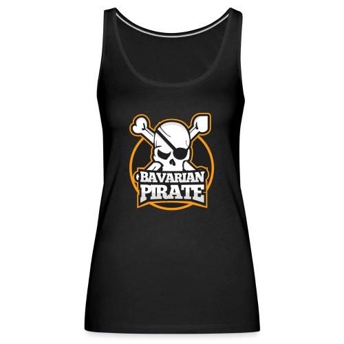 Pirate Logo - Frauen Premium Tank Top