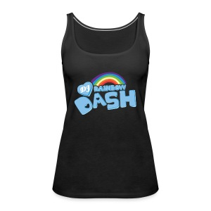 Rainbow Dash Logo neu - Frauen Premium Tank Top