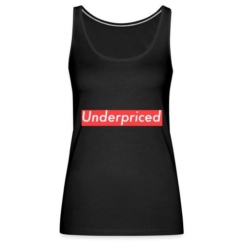 Under - Women's Premium Tank Top