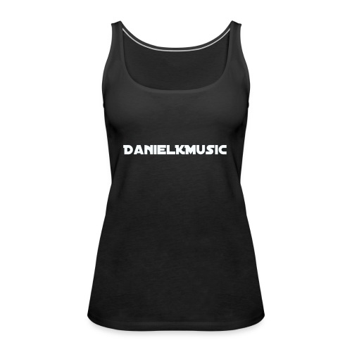 Inscription DanielKMusic - Women's Premium Tank Top