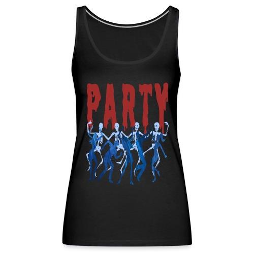 HALLOWEEN PARTY - Women's Premium Tank Top