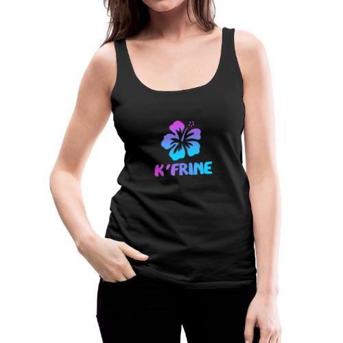 KFRINE - Débardeur Premium Femme
