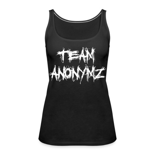 Team Anonymz - Frauen Premium Tank Top